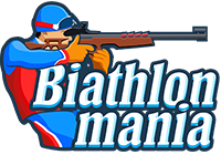 Bezmaksas tiešsaister biatlona spēle - Biathlon Mania