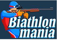 Gratis online biathlon spel - Biathlon Mania