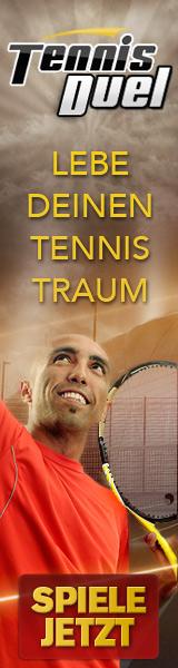 Tennis Duel - Kostenloses Online-Tennisspiel - Lebe Deinen Tennistraum!