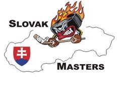 Komandos logotipas SlovakMasters