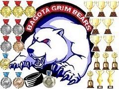 Logotipo do time BAGOTA Grim Bears