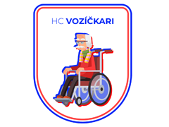 Komandas logo HC Vozíčkari