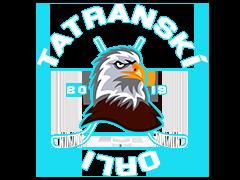 Ekipni logotip Belasí Orli Bratislava