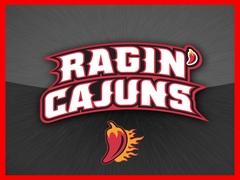 Komandas logo Ragin Cajun