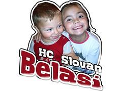 Logo tima HC Slovan Belasí