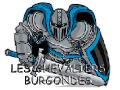 Ekipni logotip Les Chevaliers Burgondes