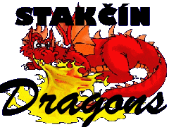 Komandas logo Stakčín Dragons