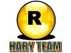 Komandas logo Hary team