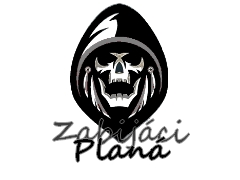 Komandos logotipas Zabijaci Planá