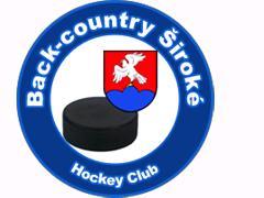 Komandas logo HC Back-country Široké