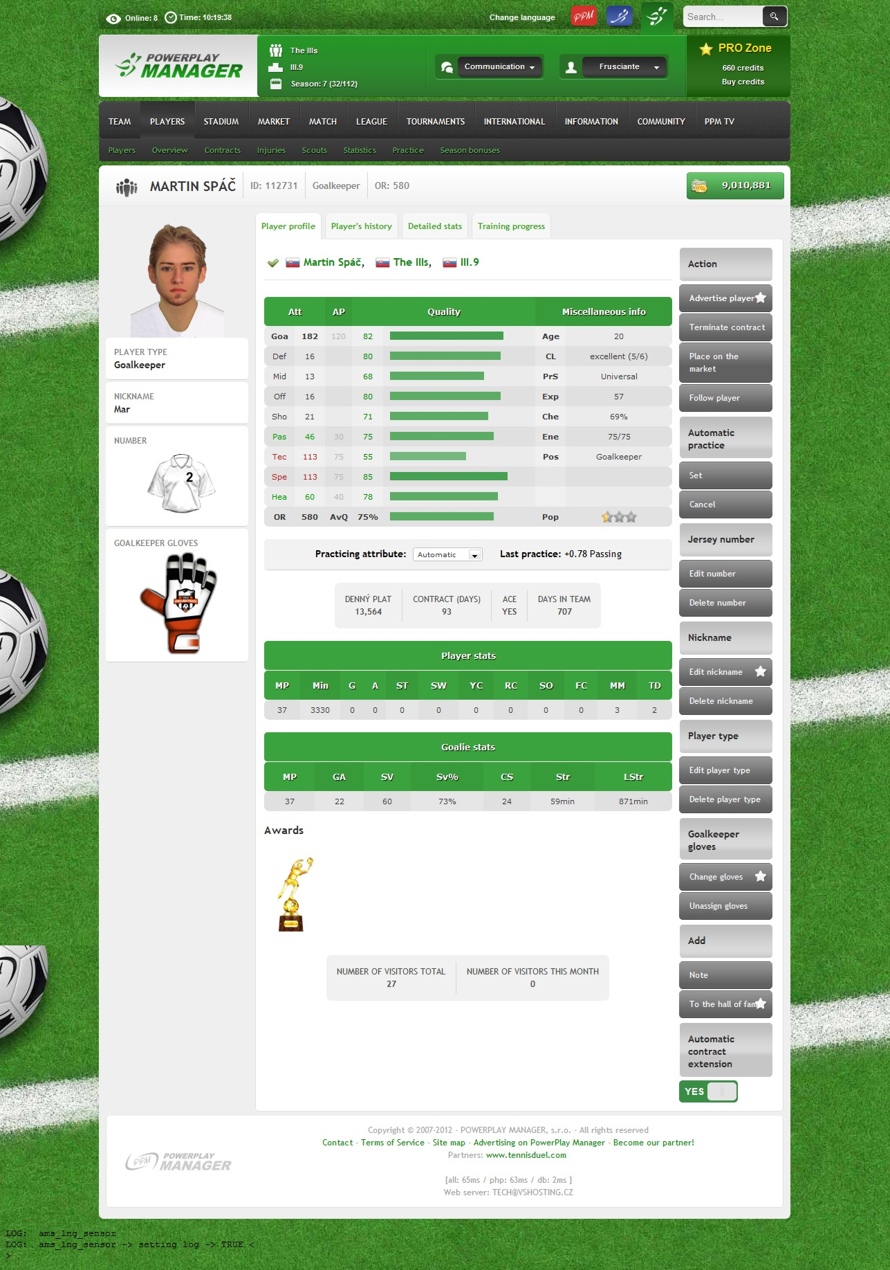 futebol manager online gratis