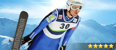O grze - Ski Jump Mania