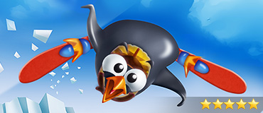 over het spel - Ski Jump Mania Penguins