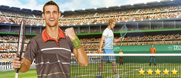 Om spelet - Tennis Mania