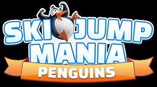 Ski Jump Mania Penguins