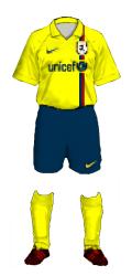 Hold uniform