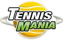Free online tennis game - Tennis Mania