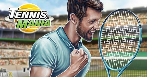 Tennis Mania  Free online tennis game f0a223ec6913c