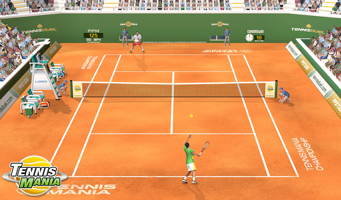 Tennis games online picture 7
